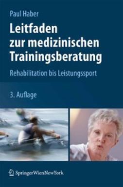 Haber, Paul - Leitfaden zur medizinischen Trainigsberatung, e-bok