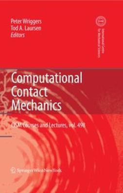 Laursen, Tod A. - Computational Contact Mechanics, ebook