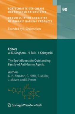 Altmann, K.- H. - The Epothilones: An Outstanding Family of Anti-Tumor Agents, ebook