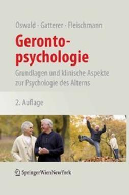 Fleischmann, Ulrich M. - Gerontopsychologie, ebook