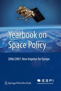 Mathieu, Charlotte - Yearbook on Space Policy 2006/2007, ebook