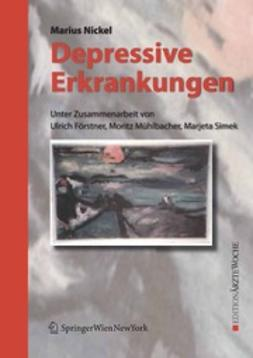 Nickel, Marius - Depressive Erkrankungen, ebook