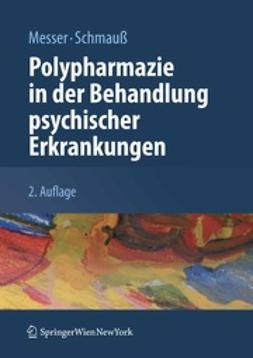 Messer, Thomas - Polypharmazie in der Behandlung psychischer Erkrankungen, ebook