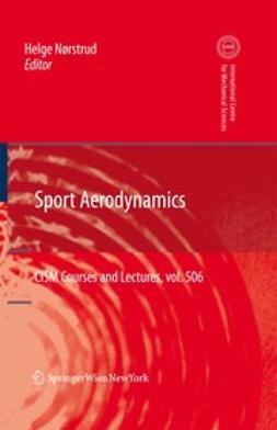 Nørstrud, Helge - Sport Aerodynamics, ebook