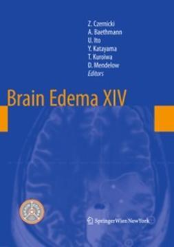 Czernicki, Zbigniew - Brain Edema XIV, ebook