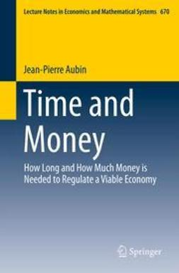 Aubin, Jean-Pierre - Time and Money, ebook