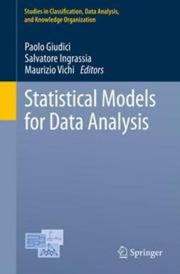 Giudici, Paolo - Statistical Models for Data Analysis, ebook