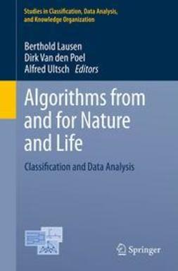 Lausen, Berthold - Algorithms from and for Nature and Life, e-bok