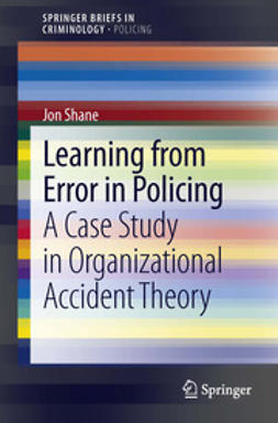 Shane, Jon - Learning from Error in Policing, ebook