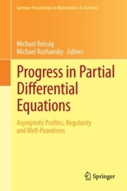 Reissig, Michael - Progress in Partial Differential Equations, e-bok