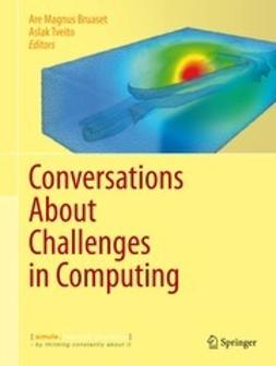 Bruaset, Are Magnus - Conversations About Challenges in Computing, ebook