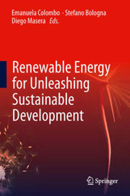 Colombo, Emanuela - Renewable Energy for Unleashing Sustainable Development, e-bok