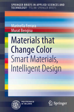 Ferrara, Marinella - Materials that Change Color, ebook