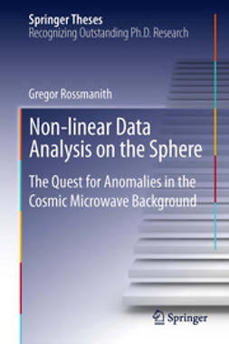 Rossmanith, Gregor - Non-linear Data Analysis on the Sphere, ebook
