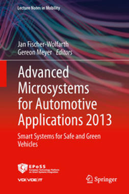 Fischer-Wolfarth, Jan - Advanced Microsystems for Automotive Applications 2013, ebook