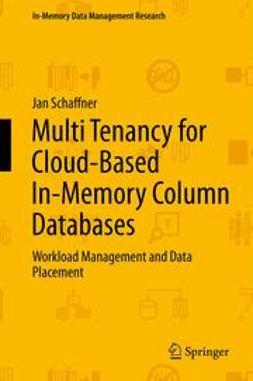 Schaffner, Jan - Multi Tenancy for Cloud-Based In-Memory Column Databases, ebook
