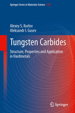 Kurlov, Alexey S. - Tungsten Carbides, ebook