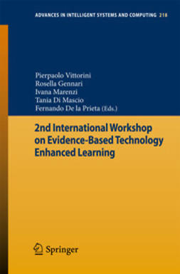 Vittorini, Pierpaolo - 2nd International Workshop on Evidence-based Technology Enhanced Learning, ebook