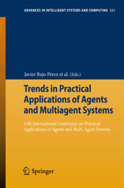 Pérez, Javier Bajo - Trends in Practical Applications of Agents and Multiagent Systems, ebook