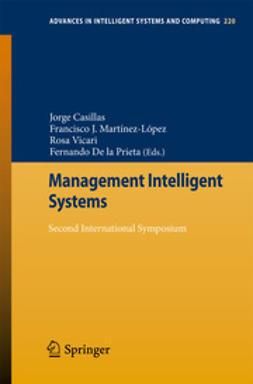 Casillas, Jorge - Management Intelligent Systems, ebook
