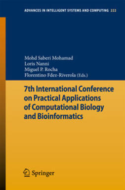 Mohamad, Mohd Saberi - 7th International Conference on Practical Applications of Computational Biology & Bioinformatics, e-kirja