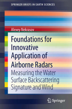 Nekrasov, Alexey - Foundations for Innovative Application of Airborne Radars, ebook