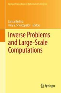 Beilina, Larisa - Inverse Problems and Large-Scale Computations, ebook