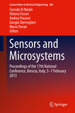 Natale, Corrado Di - Sensors and Microsystems, ebook