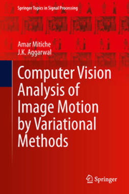 Mitiche, Amar - Computer Vision Analysis of Image Motion by Variational Methods, e-bok