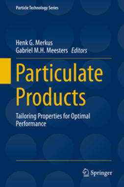 Merkus, Henk G. - Particulate Products, e-bok