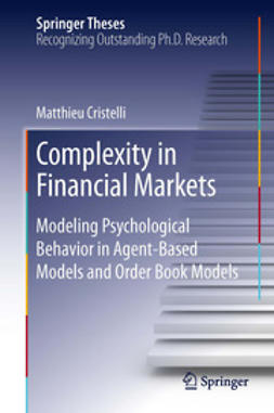 Cristelli, Matthieu - Complexity in Financial Markets, ebook