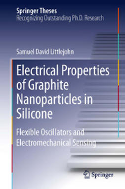 Littlejohn, Samuel David - Electrical Properties of Graphite Nanoparticles in Silicone, ebook