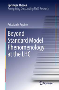 Aquino, Priscila de - Beyond Standard Model Phenomenology at the LHC, ebook
