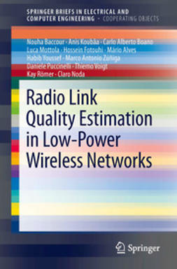 Baccour, Nouha - Radio Link Quality Estimation in Low-Power Wireless Networks, ebook