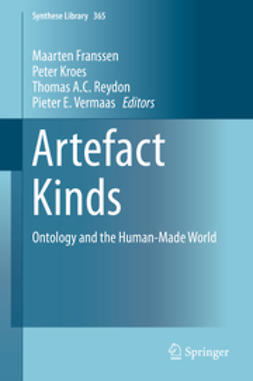 Franssen, Maarten - Artefact Kinds, ebook