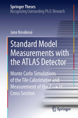 Novakova, Jana - Standard Model Measurements with the ATLAS Detector, ebook