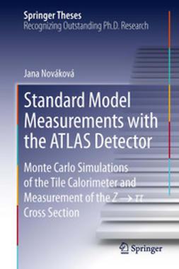 Novakova, Jana - Standard Model Measurements with the ATLAS Detector, ebook