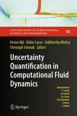 Bijl, Hester - Uncertainty Quantification in Computational Fluid Dynamics, ebook