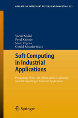 Snášel, Václav - Soft Computing in Industrial Applications, e-kirja