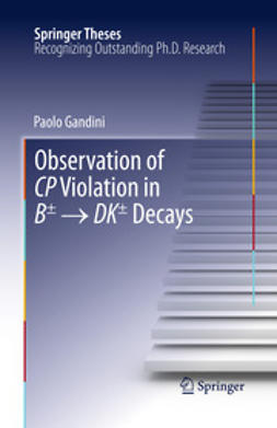 Gandini, Paolo - Observation of CP Violation in B± → DK± Decays, ebook