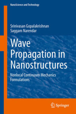 Gopalakrishnan, Srinivasan - Wave Propagation in Nanostructures, ebook