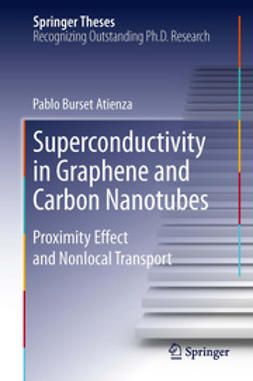 Atienza, Pablo Burset - Superconductivity in Graphene and Carbon Nanotubes, ebook