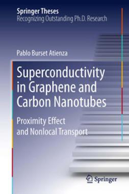 Atienza, Pablo Burset - Superconductivity in Graphene and Carbon Nanotubes, ebook