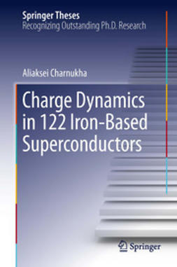 Charnukha, Aliaksei - Charge Dynamics in 122 Iron-Based Superconductors, e-bok