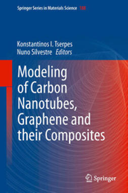 Tserpes, Konstantinos I. - Modeling of Carbon Nanotubes, Graphene and their Composites, ebook
