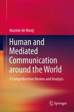 Mooij, Marieke de - Human and Mediated Communication around the World, ebook