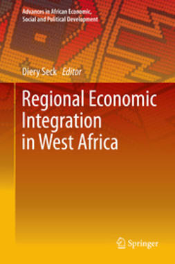 Seck, Diery - Regional Economic Integration in West Africa, ebook