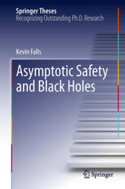 Falls, Kevin - Asymptotic Safety and Black Holes, ebook