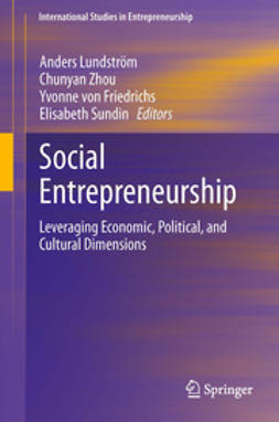 Lundström, Anders - Social Entrepreneurship, ebook