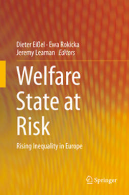 Eißel, Dieter - Welfare State at Risk, ebook